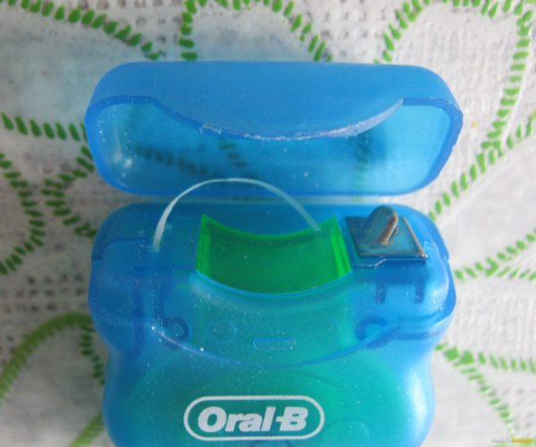 Oral-B Satin Floss