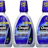 Antiseptic Orajel Mouth Sore Rinse
